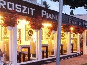 Admirális Panzió és Proszit Piano Bár & Restaurant
