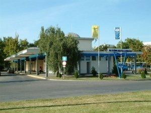 Autóbusz állomás