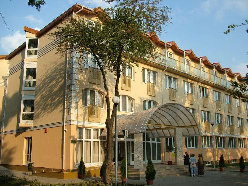 Hungarospa Thermal Hotel - Bejárat