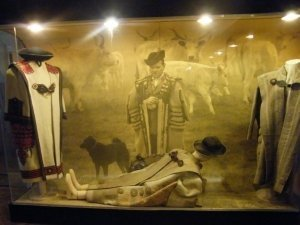 Pásztorkincsek, néprajzi kiállítás
