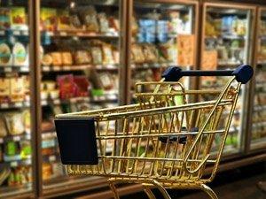 Spar szupermarket