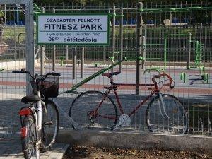 Szabadtéri Fitnesz Park