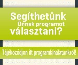 Program ajánló