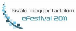 eFestival 2011 Kiváló Magyar Tartalom