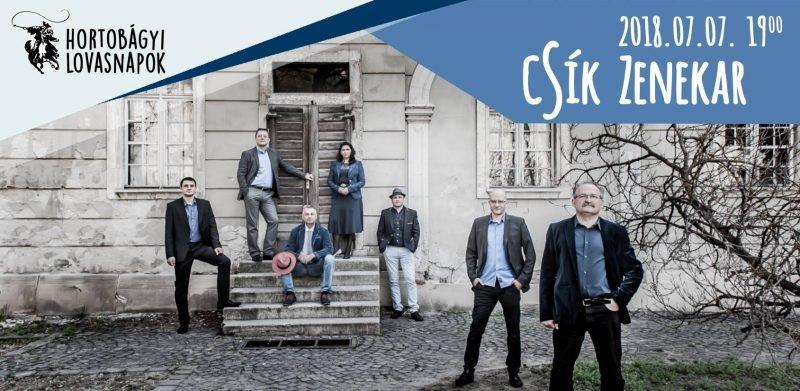 lovasnapok 2018 hortobágy csik zenekar