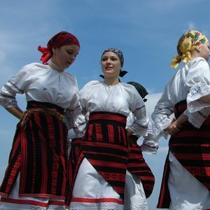фестиваль «Whitsun Celebration»