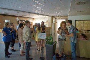 Lengyel study-tour Hajdúszoboszlón
