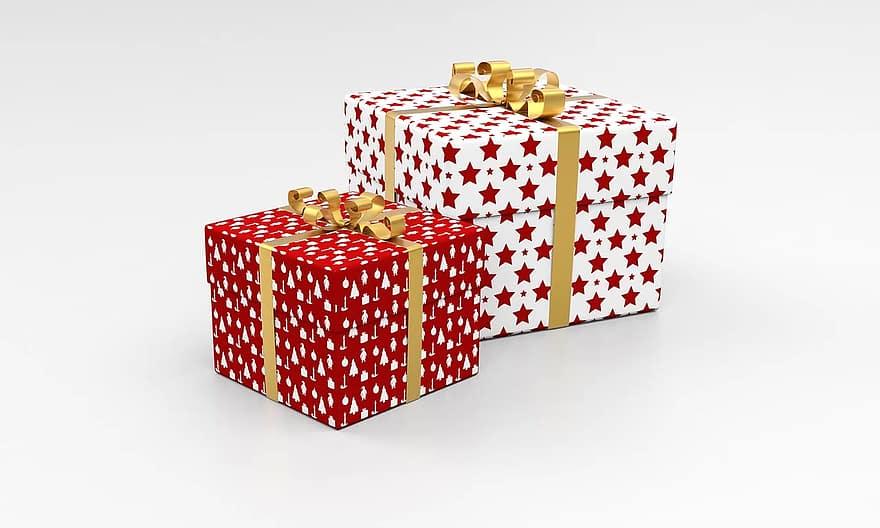 ajándékcsomagok